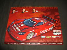 2012 GAINSCO RACING #99 50th ROLEX AT DAYTONA GRAND AM POSTCARD