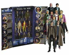 Doctor Who 11 Doctors 5 inch Action Figure Collector Set MINT