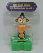 Old Stock Solar Powered Dancing Circus Monkey