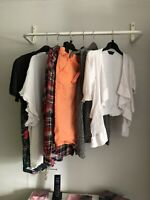 CLOTHES BUNDLE SIZE UK 10-12. LADIES MIXED CLOTHES BUNDLE SIZE 10-12. 6 Items