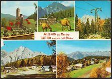 AD3636 Bolzano - Provincia - Avelengo - Hafling - Vedute