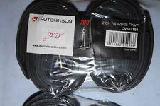 Lot de 2  Chambre à air  HUTCHINSON  -  700 x 20/25   FV/VF  - CV657191 - PRESTA