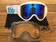 NWT Sandbox Goggles with extra lens