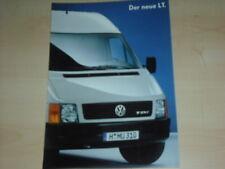 51231) VW LT Prospekt 04/1996