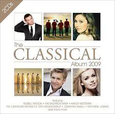 THE CLASSICAL ALBUM 2009 – 2 CDs / ALED JONES, BLAKE, KATHERINE JENKINS ETC