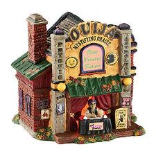 Dept 56 Halloween Snow Village Ouija The Mystiying Oracle 4054974 NEW NIB Lights