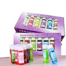Auto Air Freshener Fruit Essential Oil Home Scent Diffuser Fragrances 6 Typles