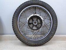 Yamaha 250 YDS YDS-250 YDS3 BIG BEAR Used Front Wheel Rim 1964 YB123 YW152