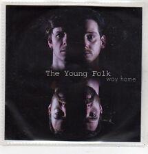 (FL298) The Young Folk, Way Home - 2014 DJ CD