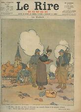 LE RIRE ROUGE N°64. 5 FEVRIER 1916.