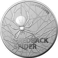2020 Redback Spider 1oz Silver Bullion Coin