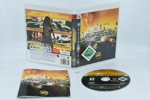 Need for Speed: Undercover  Sony Playstation 3 PS3   #3151