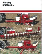 Farm Equipment Brochure - Case IH - 900 series Planting Made Perfect (F5786)