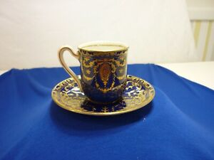 Royal Doulton  Very Rare Coffee Cup and Saucer