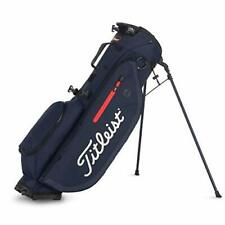 TITLEIST Golf Men's Stand Caddy Bag 8.5 x 47 inch 2.2kg  Players 4 TB9SX4 Navy