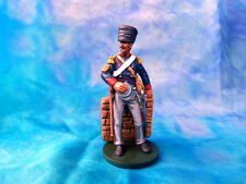 """Lead toy soldier Oryon - Ref 8019 - British cavalry KGL """"Light Dragoons"""" 1815"""