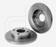 2 Bremsscheiben FORD Ka vorne | Vorderachse bis Bj. 01/2000 VOLL 239 mm