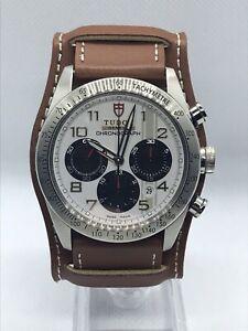 Bund Leather Racing Watch Strap for Rolex Tudor IWC Seiko Omega