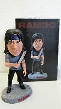 Rambo Sylvester Stallone Headknocker Bobblehead HCG Rare