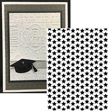 Stars embossing Folder 1218-62 Darice embossing folders small star patriotic