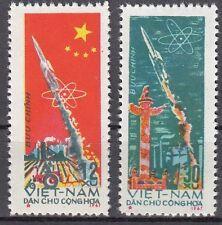 Vietnam Nr. 483-484** 1.balistische Rakete der Republik China