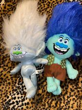 Troll Plush Dolls Set Of 2