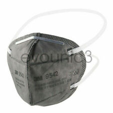 5 / 10 / 25 Pack 3M 9542 KN95 Face Mask Respirator 5-Layer K N95 Non medical