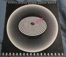 1978 Queen U.S. Concert Program Jazz Tour Book Freddie Mercury