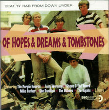 """OF HOPES & DREAMS & TOMBSTONES  """"BEAT 'N' R&B FROM DOWN UNDER""""  CD"""