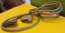 Grey Heavy Duty Parallel Printer Cable 1.5m aprox