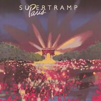 Supertramp - Paris (Live) (2002 Remaster)  2CD  NEW/SEALED  SPEEDYPOST
