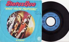 Rock 1st Edition 1980s Vinyl Music Records