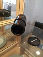 Olympus AF Zoom 70-210mm 1:3.5-4.5 Lens 55mm Japan Lightly Used Great Shape