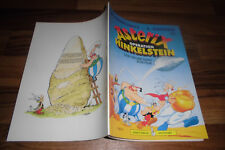 Goscinny + Uderzo -- ASTERIX OPERATION HINKELSTEIN // zum Film 1. Auflage 1989