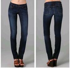Citizens Of Humanity Womens Ava Straight Leg Slim Dark Wash Denim Jeans SZ 29