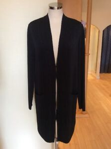 Riani Jacket Size 14 BNWT Black Pleated RRP £285 Now £65