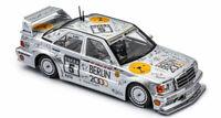 Mercedes 190E DTM 1992 1st Hockenheim Ellen Lohr Slot.it CA44c