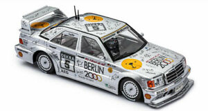 Mercedes 190E DTM 1992 1st Hockenheim Ellen Lohr Slot.it CA44c