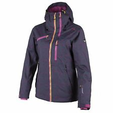 CMP Ski Jacket Snowboard/Winter Jacket Grey Climaprotect