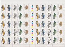 Cars Australian Decimal Stamp Blocks & Sheets
