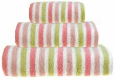 Luxury Bathroom Towels 100% Cotton Super Soft Hand Bath Towel Sheet Stripes