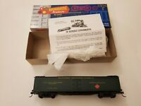 Vintage Roundhouse HO Train in Box 3610 50' Express Reefer R.E.A. Railway Expres