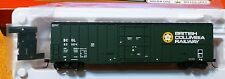 Atlas HO #20002674 British Columbia Railway NSC 5277 PD Box Car Road #851014