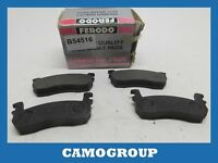 Pills Front Brake Pads Pad FERODO For Micra 82