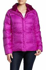 Women's North Face Luminous Pink Sumbu 550 Down Triclimate Jacket M New $280