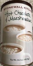 ***14.2oz Stonewall Kitchen Hot Chocolate Marshmallows Cocoa Coffee Drink Mix