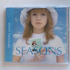 AYUMI HAMASAKI (浜崎あゆみ) - SEASONS [AVCD-30119] Japan Import MAXI Single