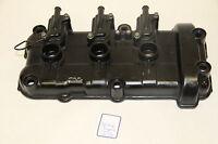 05/15 Triumph Speed Triple 1050 BJ06 Ventildeckel Zylinderkopf Motordeckel