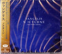 VANGELIS-NOCTURNE-JAPAN CD F56