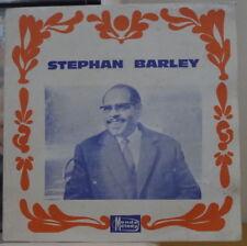 STEPHAN BARLEY ET SON  ORCHESTRE DESAFINADO RARE FRENCH EP DISQUES MONDE MELODY